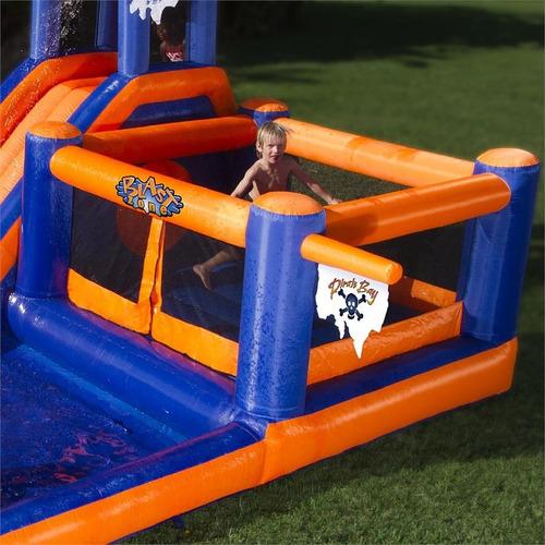 brincolin resbaladilla inflable juego