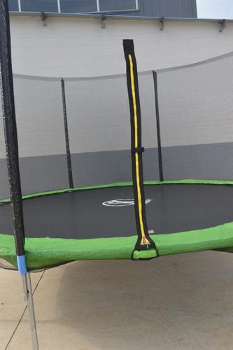 brincolín trampolín 12 pies 3.65m diámetro envío gratis