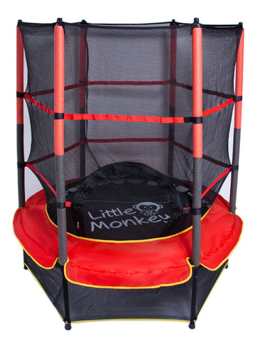 brincolin trampolin uso rudo 1.4 mts infantil tumbling red