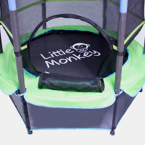 brincolin trampolin uso rudo 1.4m infantil tumbling red