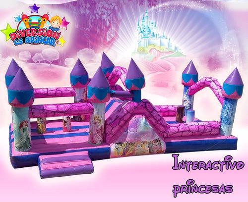 brincolines inflables, castillo 3x4 el mas vendido !!!