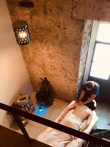 brindamos un servicio de spa a domicilio de alta calidad