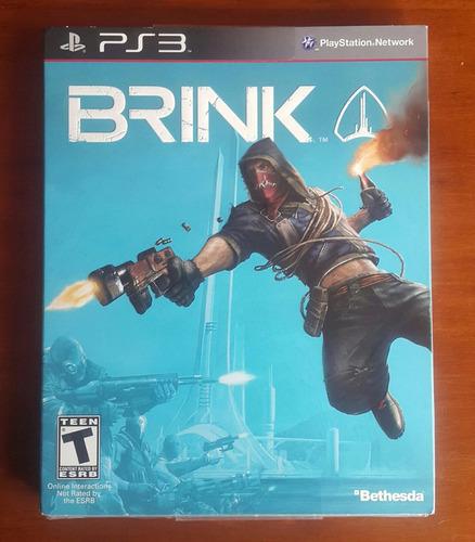 brink * fisico / playstation 3 ps3 * nuevo 2 cajas