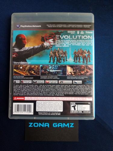 brink playstation 3 ps3 zonagamz