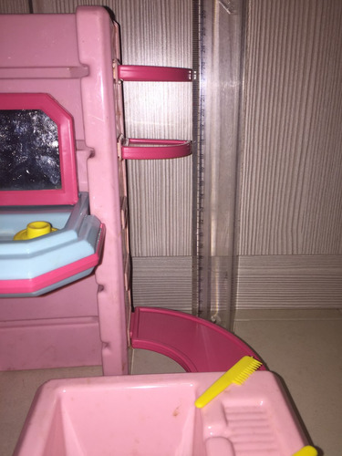 brinquedo antigo bandeirantes banheiro barbie charme e belez