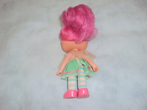 brinquedo antigo, boneca moranguinho cerejinha da estrela.