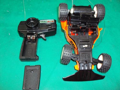brinquedo antigo carro controle remoto mini prowler tec toy