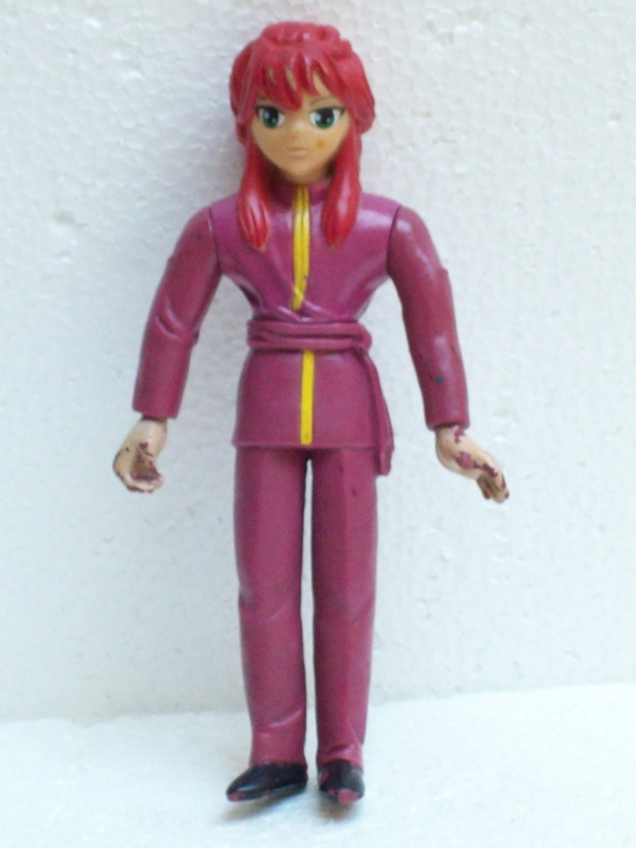 Brinquedo antigo estrela boneca yu yu hakusho anos 8090 r 10800 carregando zoom stopboris Images