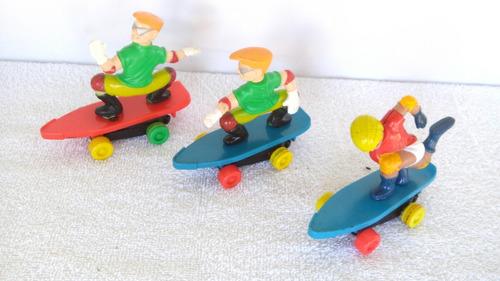 brinquedo antigo skate show radical glasslite anos 80