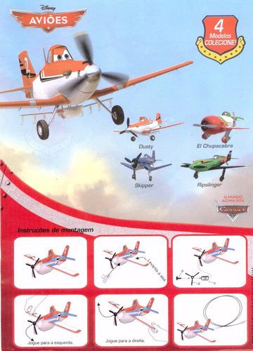 brinquedo avião lançar isopor filme aviões disney dusty jato