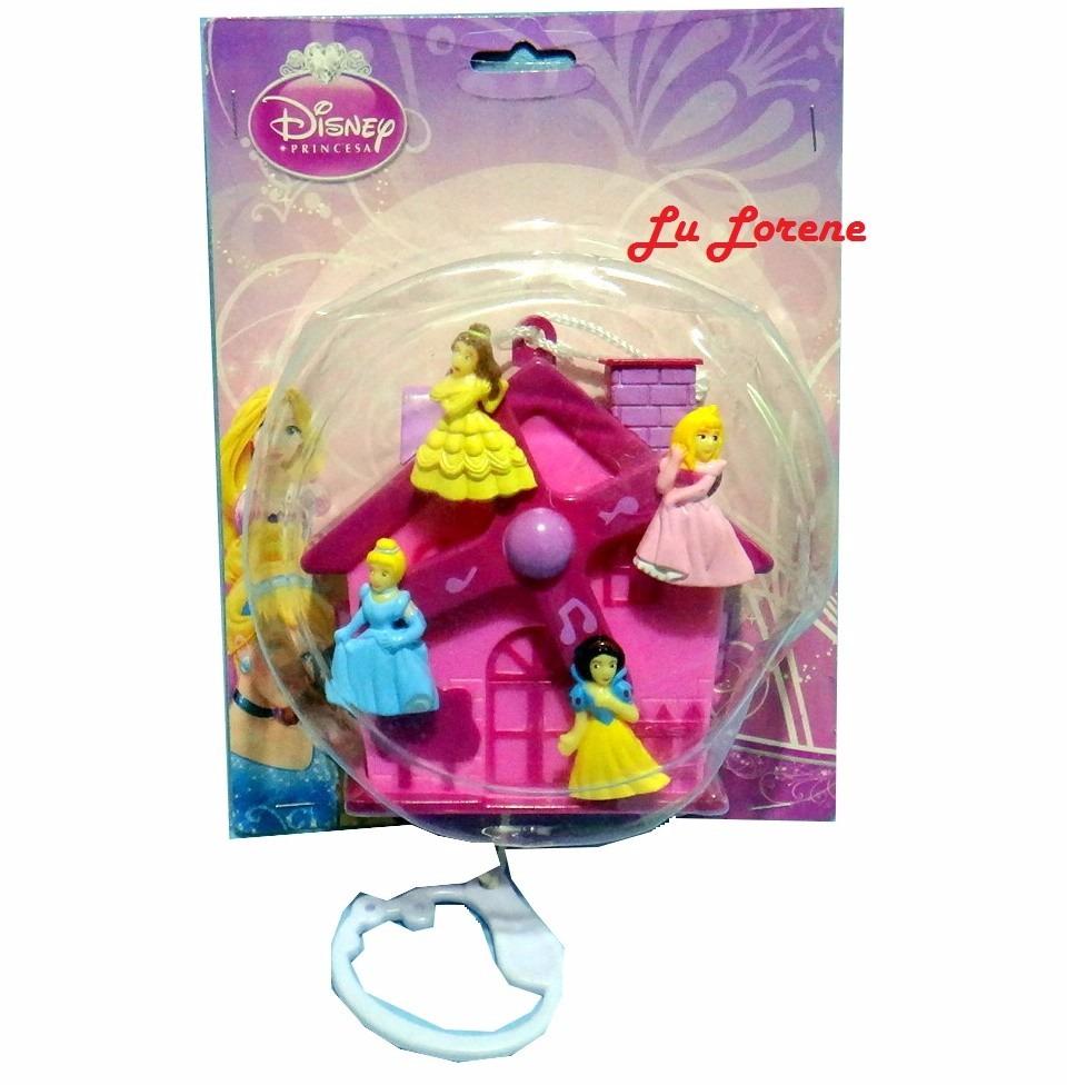 mobile musical princesas carrinho ber o brinquedo beb r 38 90 em mercado livre. Black Bedroom Furniture Sets. Home Design Ideas