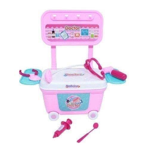 Brinquedo Carrinho Acessorios Doutora Brinquedos R 37 09 Em