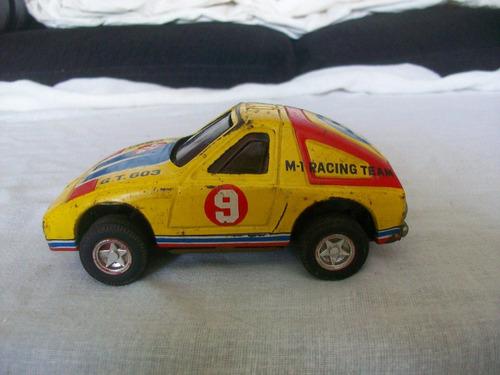 brinquedo carro fricção antigo