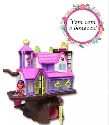 brinquedo casa na árvore 3901 - home play/xplast promoção!!