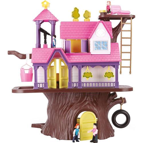 brinquedo casa na árvore - homeplay 3901+garantia