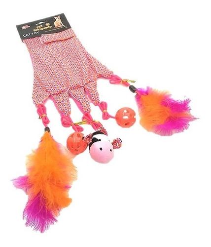 brinquedo cat luva funny interativo para gatos