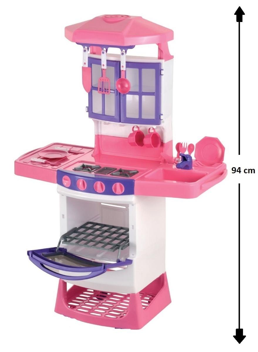 Brinquedo Cozinha Infantil Completa M Gica C Acess Rios R 209 90