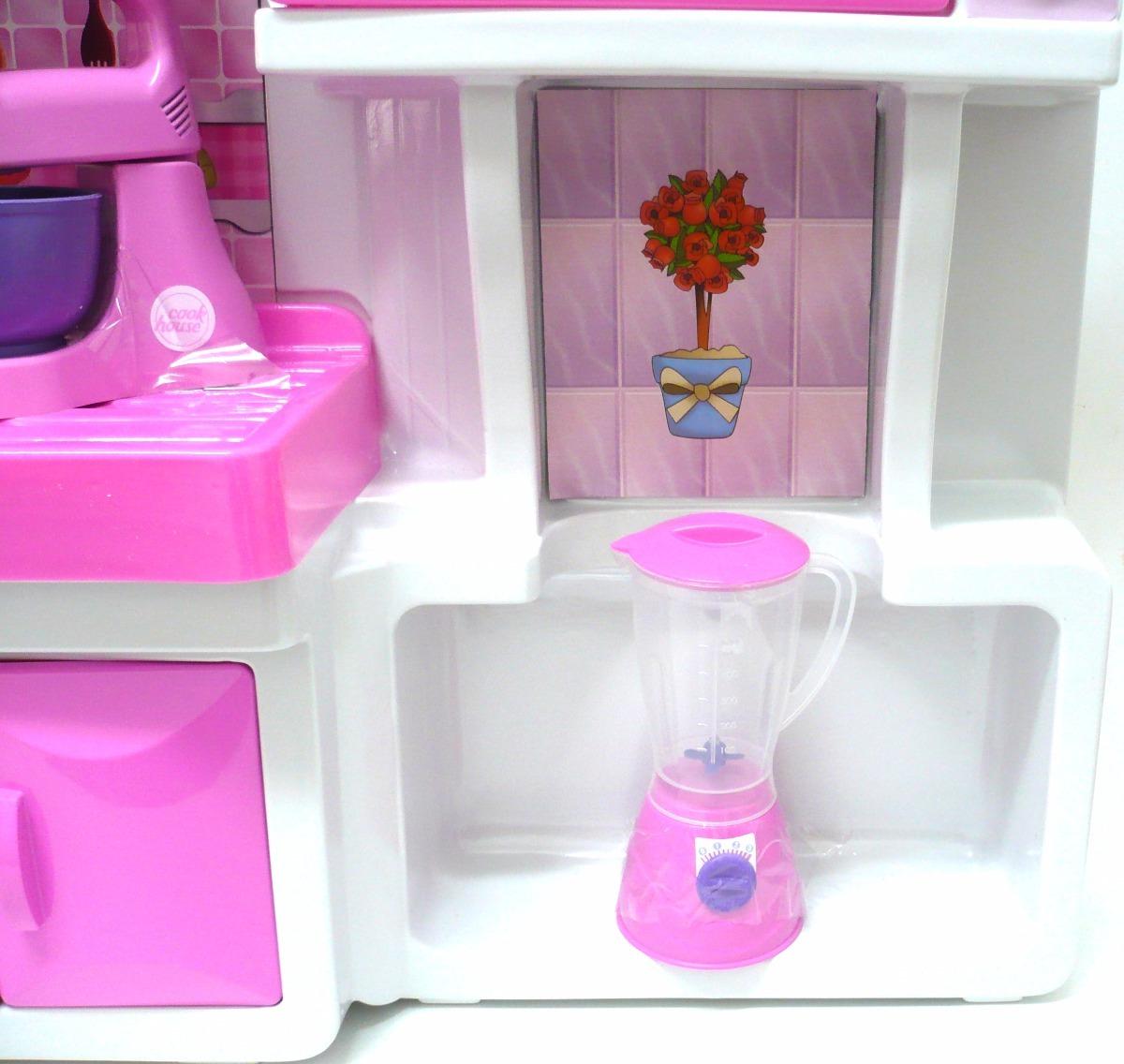 Cozinha De Brinquedo Grande Resimden Com