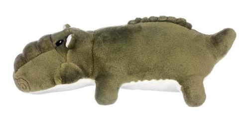 brinquedo crocodilo bicho pelucia para cachorro cães animal
