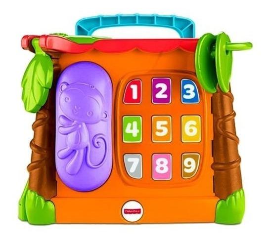 Brinquedo Cubo De Atividades - Fisher Price