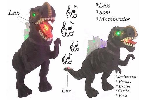 brinquedo dinossauro tiranossauro rex promoção frete grátis!