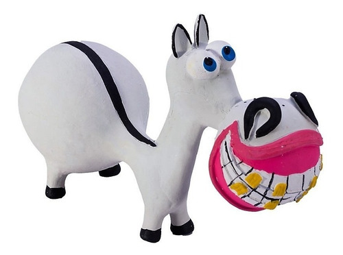 brinquedo divertido mordedor latoy. personagens diversos.
