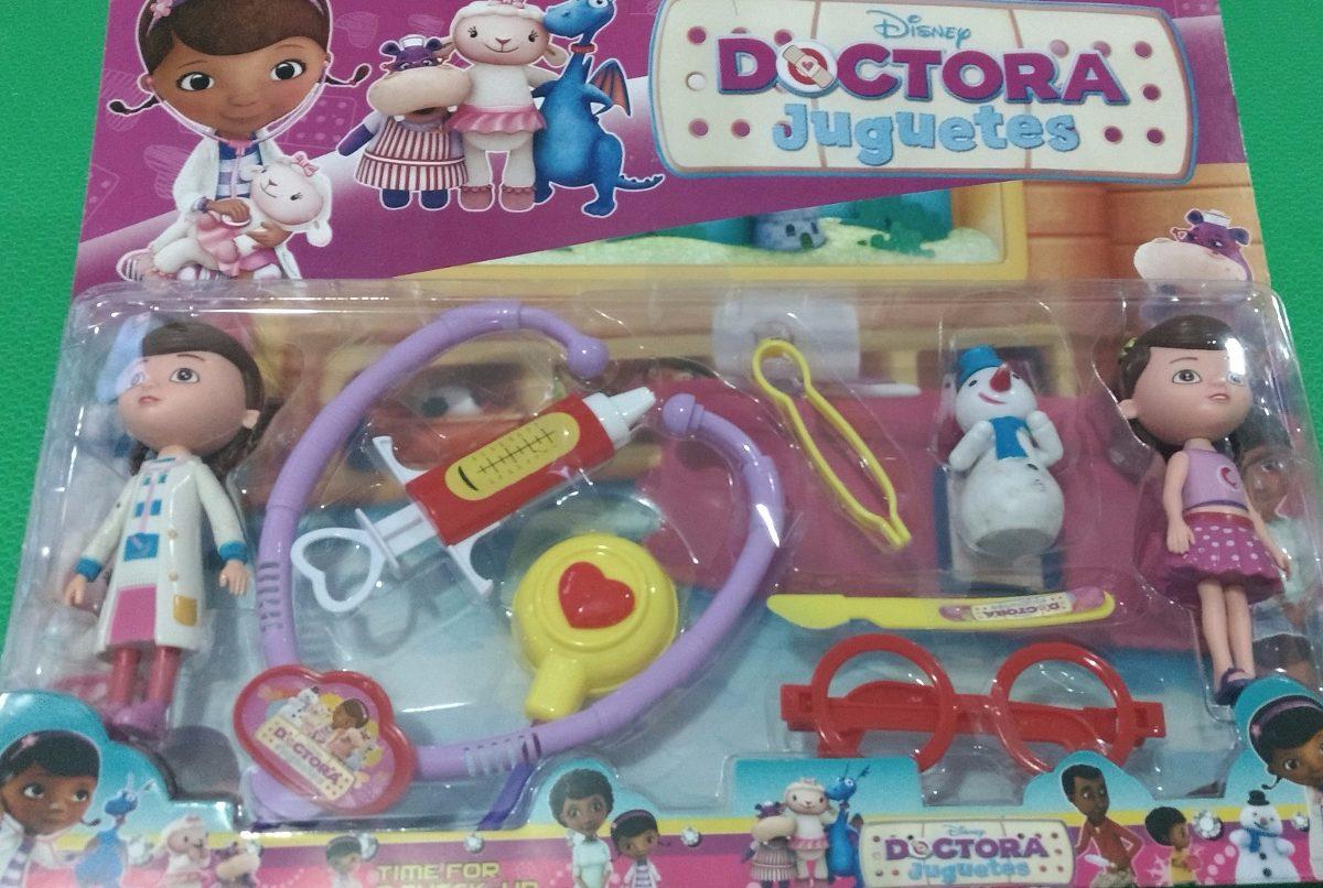 Brinquedo Doutora Brinquedos Bonecas E Acessorios Promocao R