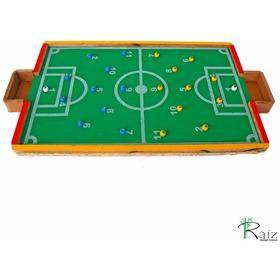 Brinquedo Educativo - Futebol De Pregos