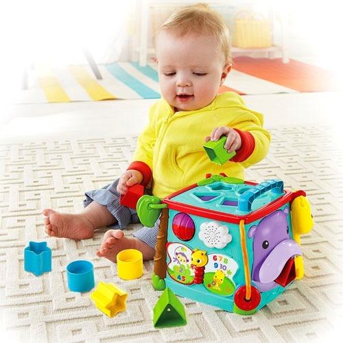 brinquedo educativo cubo