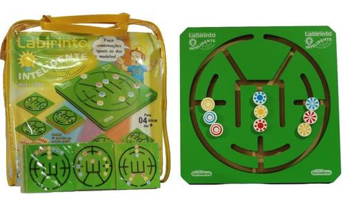 brinquedo educativo labirinto