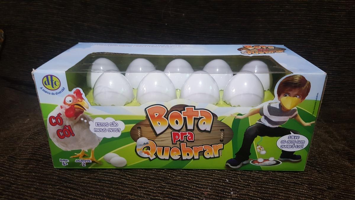 6c2773e86 Brinquedo Jogo Bota Pra Quebrar - R$ 75,00 em Mercado Livre