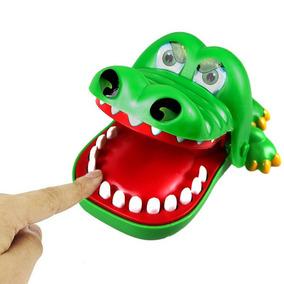 42b4ca061d Brinquedo Crocodilo Que Morde no Mercado Livre Brasil