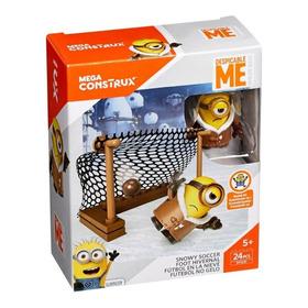 Brinquedo Mega Blocos Meu Malvado Favorito Construx Mattel