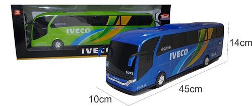 brinquedo miniatura ônibus
