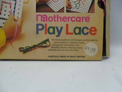 brinquedo monthercare made in great britain.