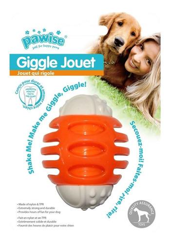 brinquedo mordedor resistente c/ som p/ cães pawise