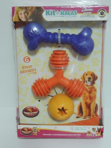 brinquedo para cachorros maciço  aromatizado raças grandes