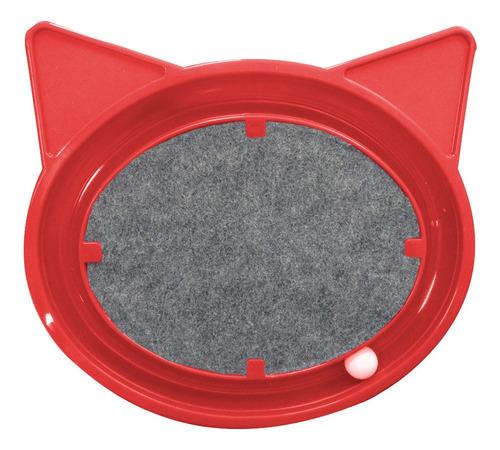 brinquedo para gatos super cat relax pop 44x37cm furacão pet