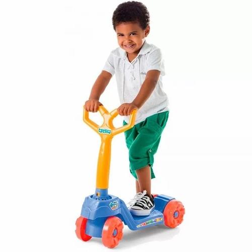 brinquedo patinete mini