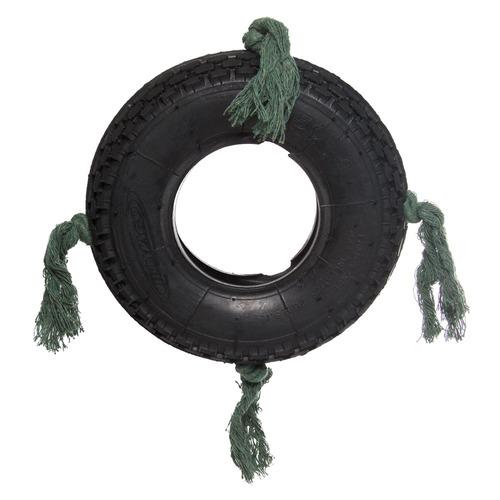 brinquedo pneu dental baby corda verde