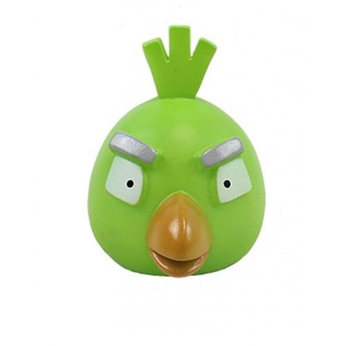 brinquedo vinil angry birds passaro verde