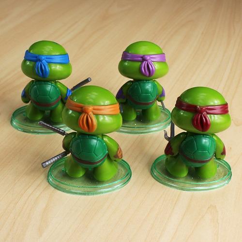 brinquedos bonecos tartarugas