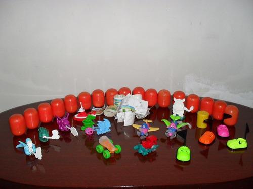 brinquedos kinder ovo