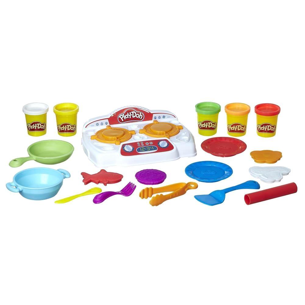 65e143089b brinquedos menina menino massinha play doh com som de fogão. Carregando  zoom.