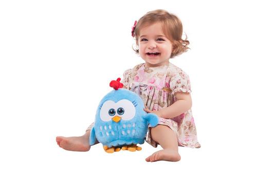 brinquedos para bebês galinha pintadinha pelúcia multibrink