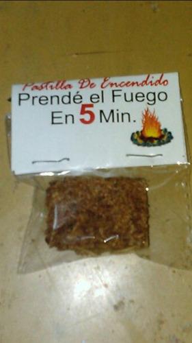 briquetas de carbon vegetal autoencendido