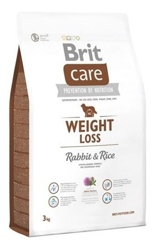 brit care canino adul weight loss rabbit 12k+ desp gratis rm