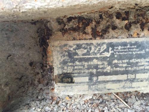 britador de pedras rocha e concreto 9025