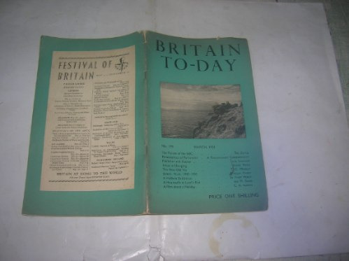 britain to day 179 1951 lehmann lejeune baker hussey settle