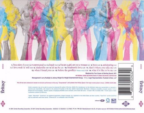 britney spears - britney cd (yosif andrey)